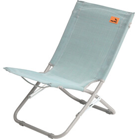 Easy Camp Wave Beach Chair Aqua Blue